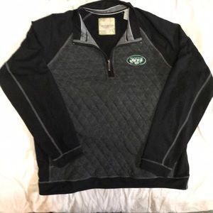 Tommy Bahama Football NYJETS Sweater